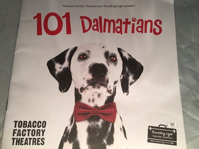 101 dalmations tobacco factory theatres