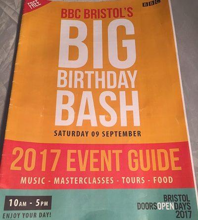 BBC Bristol's Big Birthday Bash 2017