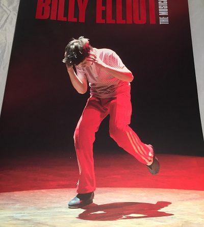 Billy Elliot Bristol Hippodrome