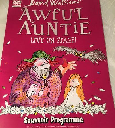 Bristol Hippodrome Awful Auntie