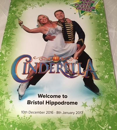 Bristol Hippodrome Cinderella