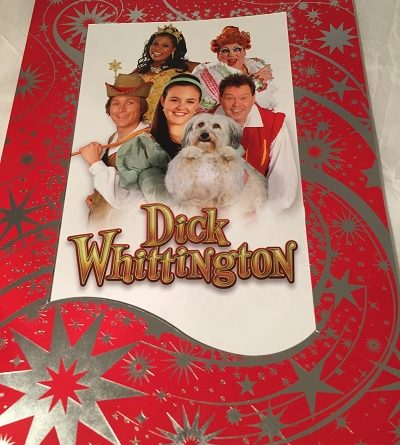 Bristol Hippodrome Dick whittington