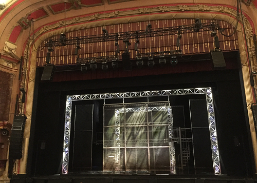 Bristol Hippodrome Proscenium Arch