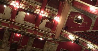 Bristol Hippodrome Theatre Accessibility