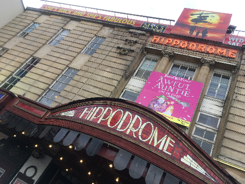 Bristol Hippodrome front