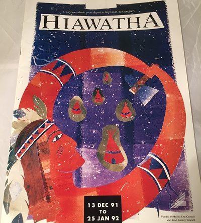 Bristol Old Vic Hiawatha