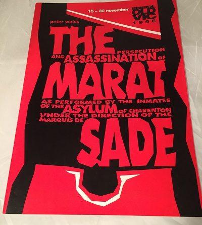 Bristol Old Vic Marat Sade