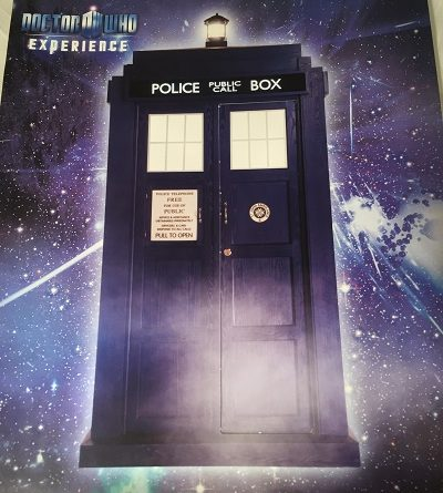 Doctor Who Experience Cardiff 2012