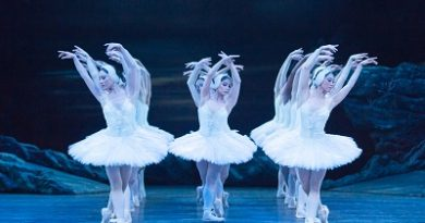 English National Ballet Swan Lake Bristol Hippodrome