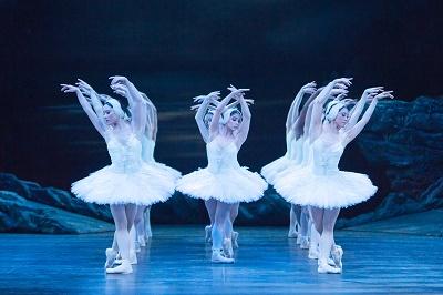 English National Ballet Swan Lake Bristol Hippodrome