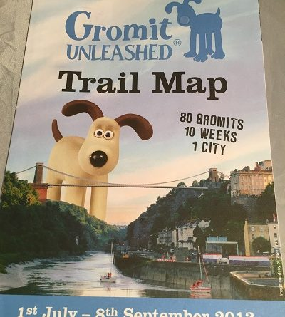 Gromit unleashed 2013