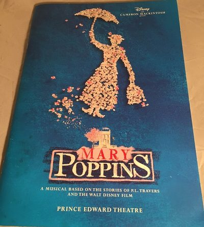Mary Poppins London 2004