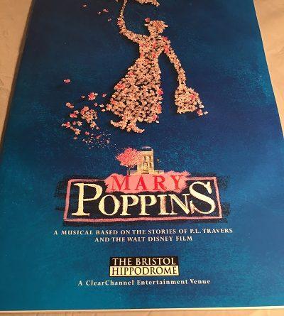 Mary Poppins Bristol 2004