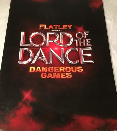 Lord of the dance bristol hippodrome