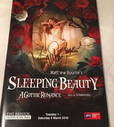 Matthew Bournes Sleeping Beauty 2016