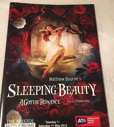 Matthew Bournes Sleeping Beauty Bristol 2013