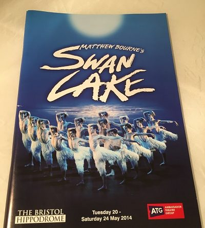 Matthew Bourne's Swan Lake Bristol 2014