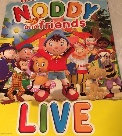 Noddy Live Bristol Hippodrome 2007