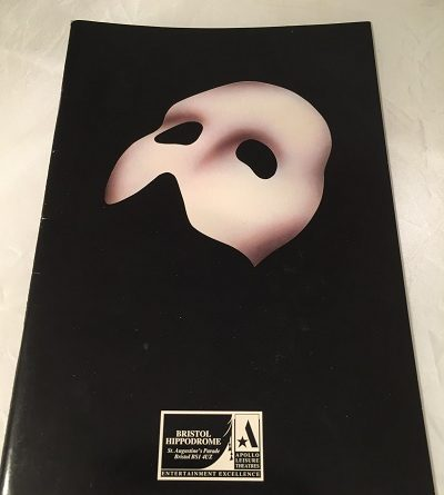 Phantom of the Opera Bristol 1999