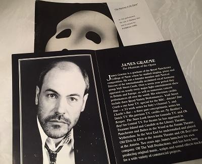 Phantom of the Opera London Inserts