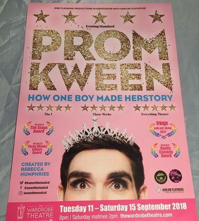 Prom Kween Wardrobe Theatre Bristol