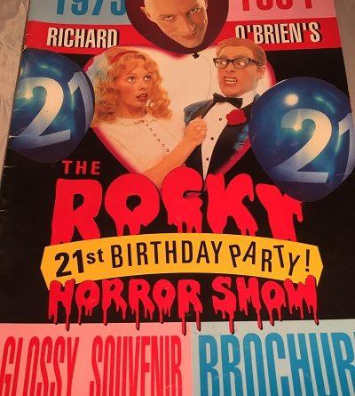 Rocky horror Bristol Hippodrome