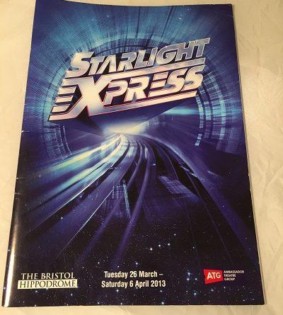 Starlight Express Bristol 22013
