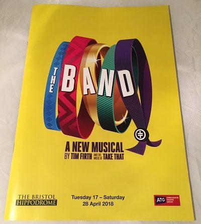 The Band Bristol 2018