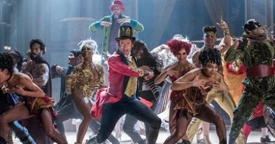 The Greatest Showman at The Bristol Hippodrome