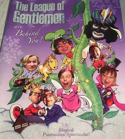 The League of Gentlemen Bristol Hippodrome
