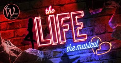 The Life the musical bristol
