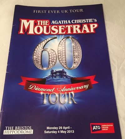The Mousetrap Bristol 2013