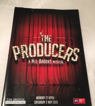 The Producers Bristol 2015