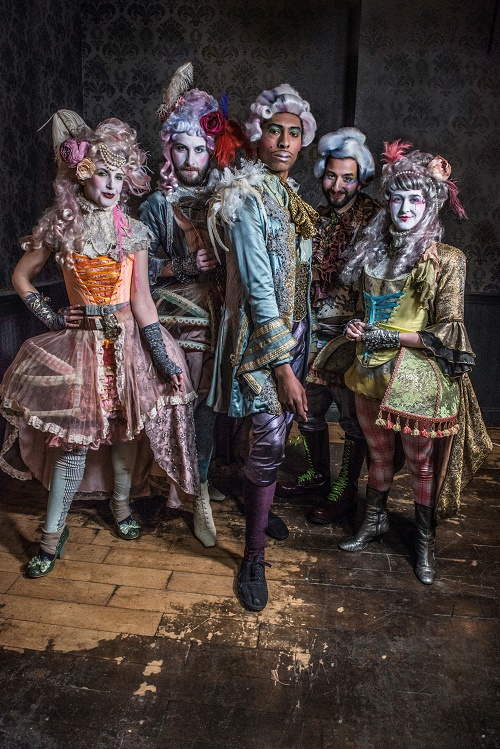 The Scarlet Pimpernel the egg theatre bath