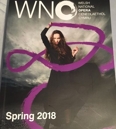 Welsh National Opera Programme