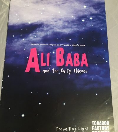 ali baba tobacco factory theatres