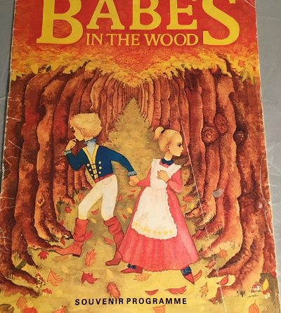 babes in the wood bristol hippodrome