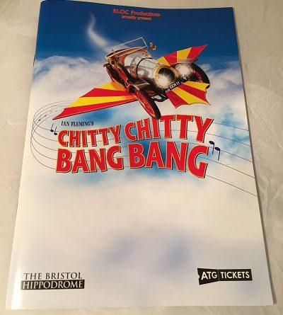 chitty Chitty Bang Bang BLOC Bristol 2018