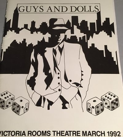 guys and dolls victoria rooms