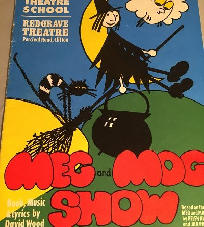 meg and mog redgrave theatre