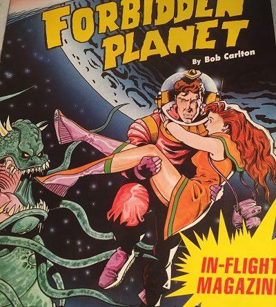 return to the forbidden planet Bristol Hippodrome