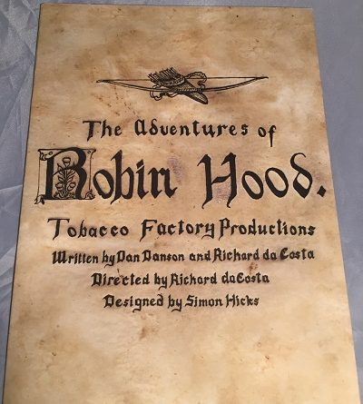 robin hood tobacco factory theatres