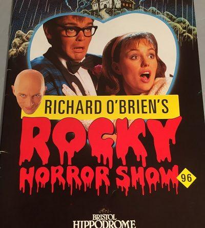 rocky horror show bristol hippodrome