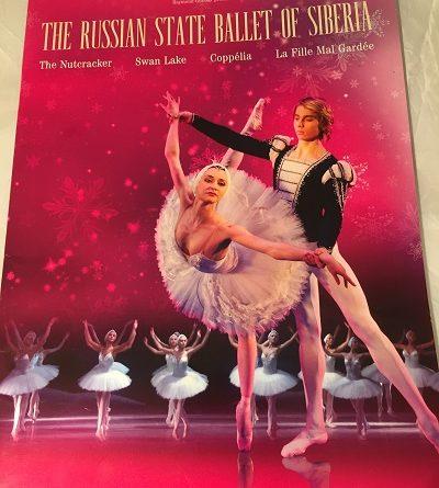 russian state ballet of siberia bristol hippodrome