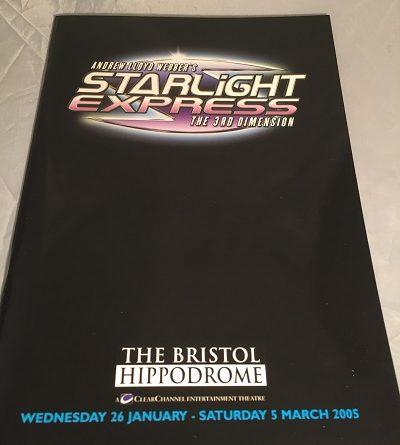 starlight express bristol hippodrome