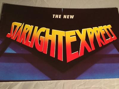 starlight express london