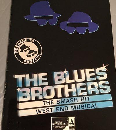 the blues brothers bristol hippodrome