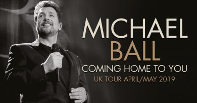 Michael Ball UK Tour Bristol