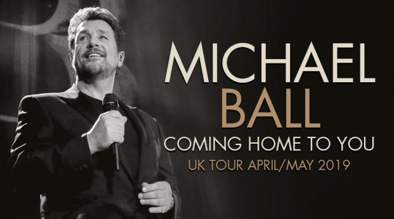 Michael Ball UK Tour Bristol
