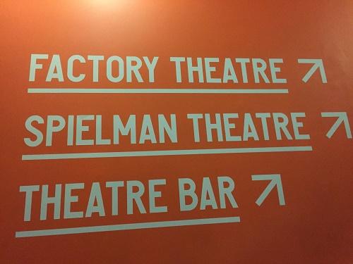 Spielman Theatre Bristol
